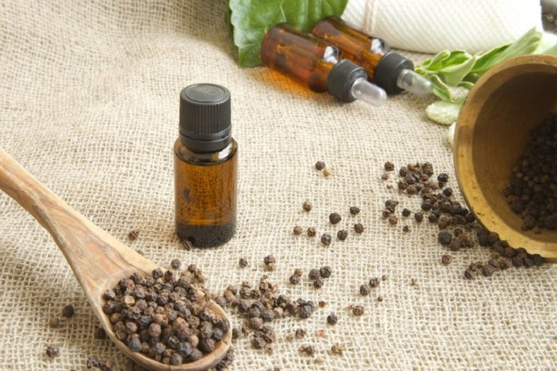 remedies with pepper