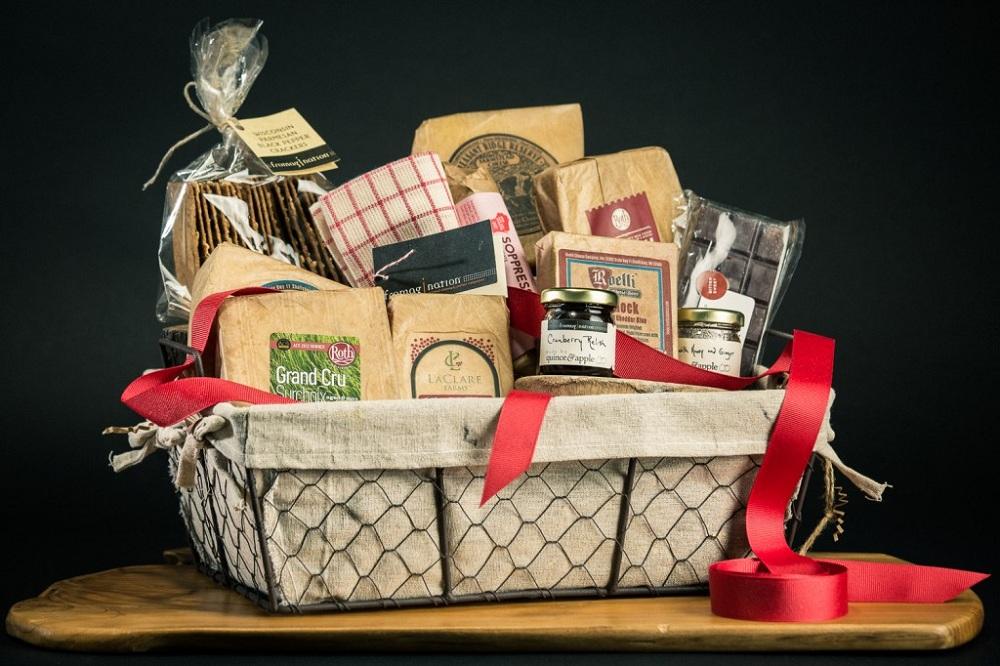 A Gift Basket